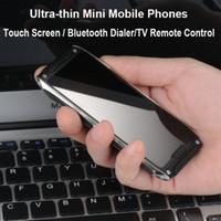 Cheap mini car key phone Best mini Flip Car phone