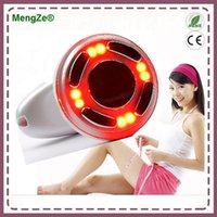 Wholesale Effective RF Radio Frequency EMS handy Anti Cellulite Fat Burning Ultrasonic Cavitation Body Massage Relax Equipment Home Use