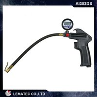 auto inflating tires - Air Auto Motorcycle Truck Tire Tyre Inflating Inflator Tool Pressure Dial Gauge