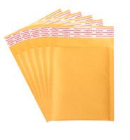 Wholesale Golden Kraft Bubble Envelope Mailer Air Bag Envelopes Bags
