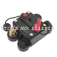 auto manual switch - Car Auto Waterproof Circuit Breaker Manual Reset Switch V A