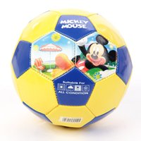 Wholesale Mesuca Sports Disney Micky Size Soft Foam Air Tech Soccer Ball