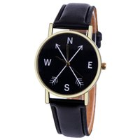 band luxe - 2016 fashion ladies watches women dress Leather Band Analog Quartz Wrist Watch montre femme marque de luxe Well