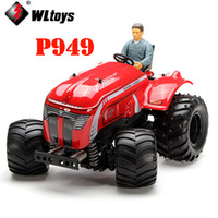 Wholesale Wltoys P949 GHz RC Stunt Monster Tractor Truck RTR