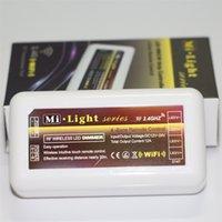 Wholesale Mi Light DC12V V A M Distance Control Wireless G RF Led Dimmer Led Strip Controller For Single Color Led strip light
