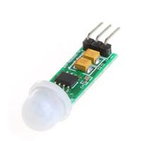 Wholesale Mini IR Infrared Pyroelectric Human PIR Motion Detector Sensor Module