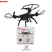 Headless mode Quad Copter <b>Syma X8c Venture</b> Drone avec 4CH Camera 6 Axis RC Drone Hélicoptère UAV RC Toys orange