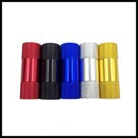 aluminum pipe supply - RNET Aluminum Pollen Press Presser Compressor gas cracker cream whipper N20 opener we also supply grinder tobacco smoking pipes