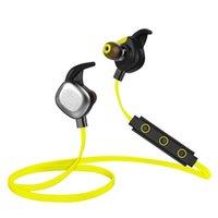 bicycle earphones - Morul U5 Plus IPX7 waterproof Sport Bluetooth headphones earphones hours wireless bicycle headset in ear auriculares