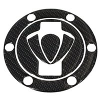 benelli decals - K SHARPMOTOR K CGTCP D Carbon Fiber Tank Gas Cap Pad Filler Cover Sticker Decals Fit BENELLI ALL