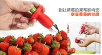 Wholesale Kitchen tools Strawberry go governor fruit dig nuclear nuclear device Tomatoes to knife