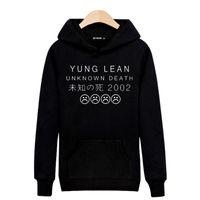 band hoody - New Arrival YUNG LEAN Band Hoodies Men Hoody Sweatshirts in Mens Hoodies and Sweatshirts xxs