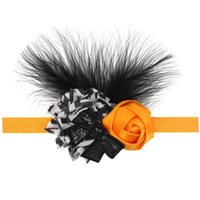 alexandrite photos - Baby feather hair band Halloween Halloween headband Photo Props jewelry special holiday ornaments