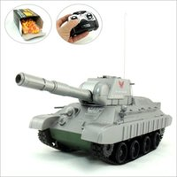 bb tank rc - Children s Toy Wireless Radio Control Battle Tank BB Bullet RC Toy color