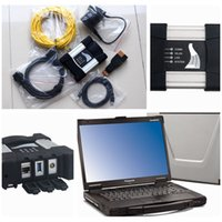 best work laptops - 2016 Best for bmw icom next with laptop CF52 software v2016 computer ready to work in1 programming diagnostic tool