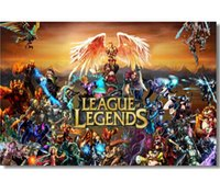 baby girl poster - Custom Family Wall Poster x20 inch Girl Boy Baby Friends Room League of Legends LoL Game Prints Posters