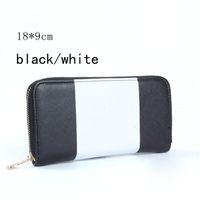 bags purse unique - Unique Design Womens Wallets Color Patchwork Fashion Ladies Purse Bag Elegant Long PU Wallets for Women wallet