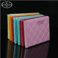 auto document holder - 2016 new arrival Credit Cards Holder Cover on the passport Candy Color Auto Driver License Holder Wallet for Car Driving Documents Sets