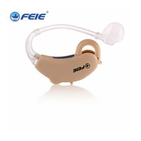 Wholesale S Feie Best Analog Behind the Ear Hearing Aid Chinese Amplifier for Elderly Adjustable Tone
