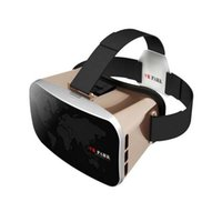 Wholesale 3D Virtual Reality Glasses Box VR Google Cardboard VR PARK V3 For Iphone s Samsung s7 HTC Sony smart phones DHL free
