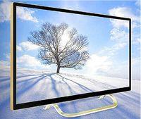 apple tv - 40 Inches LED TV Apple Style Aluminum Alloy Edge Ultra thin Unique Design Novel Fashion HD Television