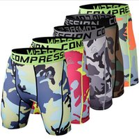Wholesale New Summer highest Quality Army Compression Tights Shorts Men Spandex Quick Dry Training Running shorts Sports Wear Vansydical