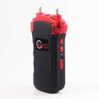 alarm guns - Multi function Personal Defense Stun Gun KV and Bright LED Torch with Flashing Alarm light and Warning Siren