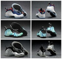 air penny foamposite - 2016 New Foamposites Air Penny Hardaway Basketball Shoes For Men Women Olympic Gold Medal Foamposite Shoes Sport Sneakers Eur
