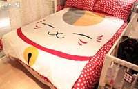 Wholesale 2016 Japanese Anime Natsume s Book of Friends NatsumeYuujinchou Nyanko sensei home tetxiles Blankets size cm cm for home use