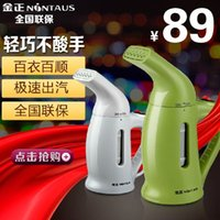Wholesale Nintaus JZG G2102 handheld Mini household electric steam hanging ironing machine ironing steam iron