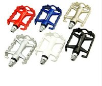 best titanium bike - The Best Quality Mountain Bike Pedal Black Silver Titanium Red Bicycle Pedals