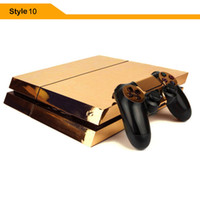 Cheap Protecting Skin Sticker for PS4 For PlayStation 4 Console