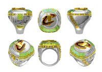 Wholesale The Newest Cleveland James MVP Cavaliers National Basketball Championship Ring Solid custom sport champions ring