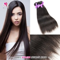 big products natural - 7A Big SALE Straight Indian Remy Hair Products Straight Unprocessed Virgin Hair Extensions Dyeable Double Weft Straight Hair Best Quality