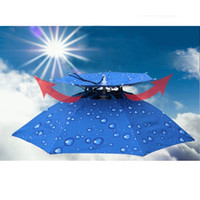 Wholesale folded creative umbrella two layer umbrella sunny and rainy umbrella