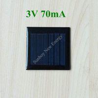 mini solar panel - 200pcs Epoxy Resin Mini Solar Panel V mA mm