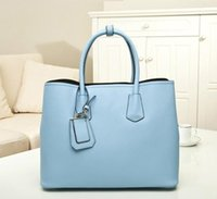 Cheap 2016 Luxury famous designer 100% genuine leather bags women handbag high quality candy color ladies tote shoulder bag Crossbody Bags
