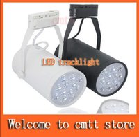 Wholesale 10pcs Lighting furniture for clothing store W high power led track light V V for clothing shop light