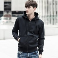 baseball jackets custom - 2016 autumn and winter in Europe and America men s sportswear men s new men s baseball uniform hooded cardigan sweater jacket custom