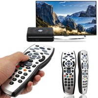 Wholesale New High Quality Universal Replacement Remote Control Controller For Sky HD Rev9 TV Box Silver Black