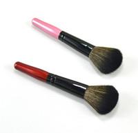 HZS02 best cheek blushes - Blush Brush Best Cheek Blush Contour and Makeup Face Brush Foundation Kabuki Blush Brush Powder Makeup Tool By DHL