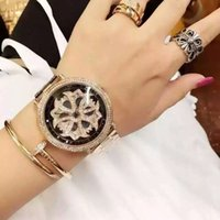 Wholesale High quality luxury designer full Stainless Steel Watch women Wrist Watches Quartz clock Women Casual Watch gift for women