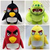 bag tags kids - KKA103 inch Birds BEAN BAG Bird Plush Stuffed ANIMAL TOY DOLL Stuffed Plush with Tags Birds Baby Dolls super soft Toys