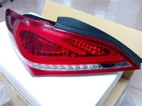 Wholesale Left Right Tail light Assembly for Lighting New Universal Tail Lights for Coupe Car Lighting Design