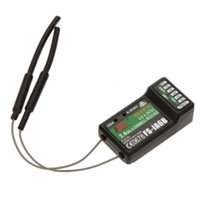 Wholesale Flysky G CH FS iA6B Receiver PPM Output With iBus Port Compatible with FS i4 FS i6 FS i10 FS GT2E FS GT2G