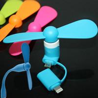 apple computer batteries - USB android apple mobile portable mini fan fan desktop computer fan Portable USB mobile phone battery fan