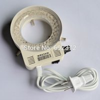 Wholesale LED MICROSCOPE RING LIGHT WITH DIMMER