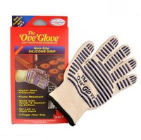 Wholesale 500pcs ECO Friendly Ove Glove Oven Hot Surface Handler BBQ Hold For Kitchen Microwave With Logo Packing