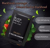 Wholesale 2016 NEW USA Hot Sale Beauty Skin Care Masks Peels Mineral Mud Mask Membrane Pores Nose Acne Removing Strips for Blackhead