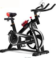 Wholesale Dynamic sense Single car ultra quiet Household interior stationary bike Weight loss between exercise bike High quality